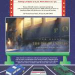 Drive-In Movie:  The Polar Express