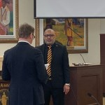 Mayor Buckley Swears in New Deputy Chief of Police Department