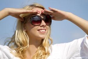 Sunglasses at EyeOne