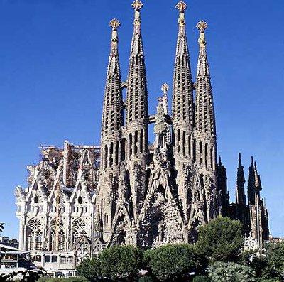 Top 10 facts La Sagrada Familia