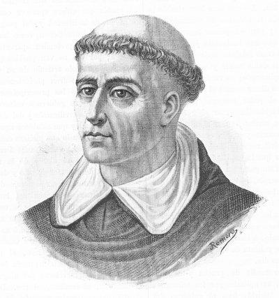 Tomas Torquemada of the Spanish Inquisition