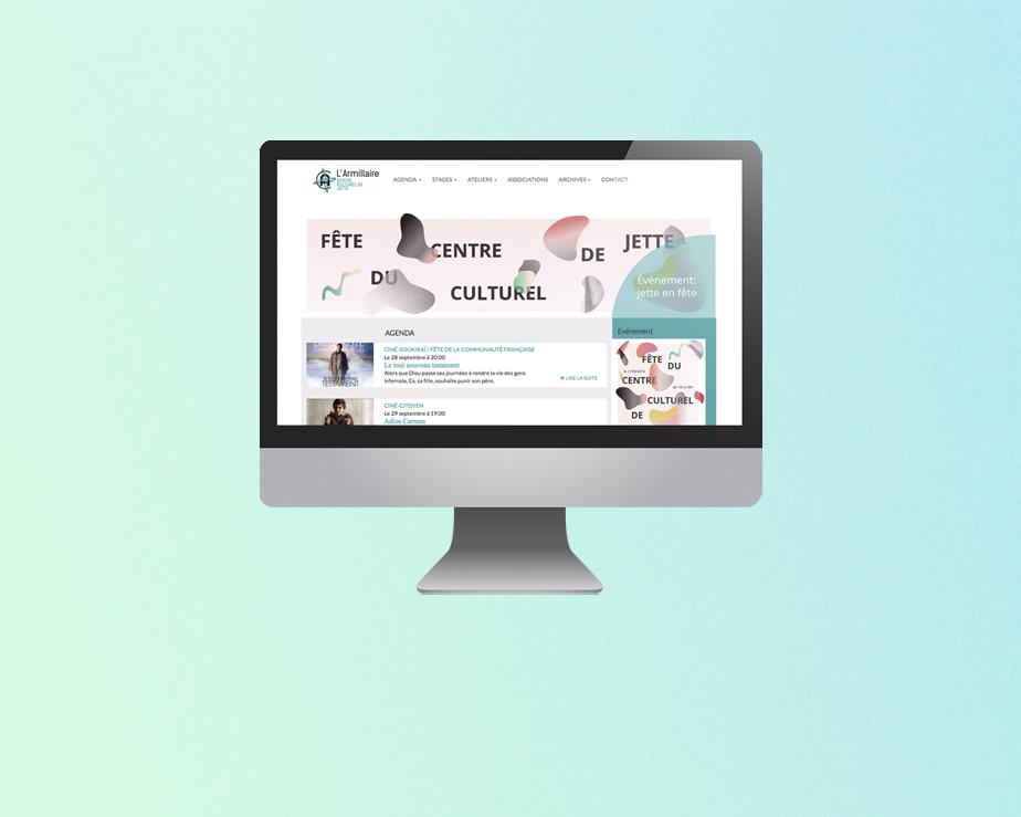 cultural center website