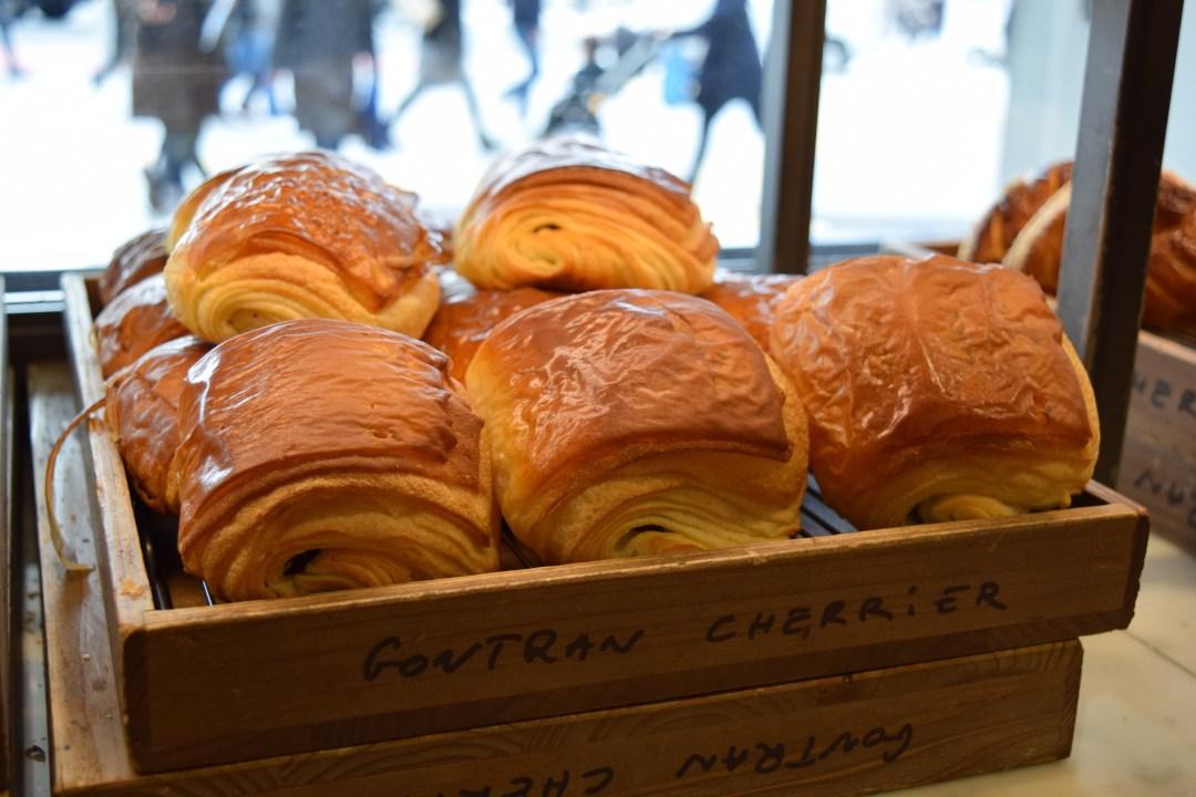 bread, bakery, shibuya, croissant, chocolate