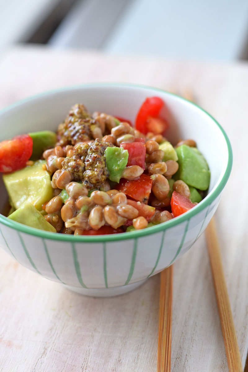 Natto Recipe for People Who Don't Like Natto (Yet)