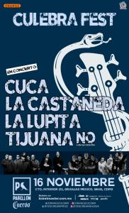 Culebra Fest @ Pabellón Cuervo