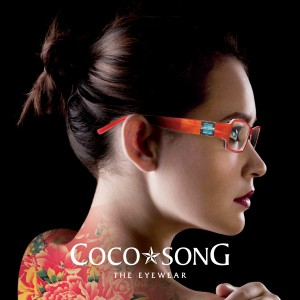Coco Song Eyewear from Eyes on Buderim