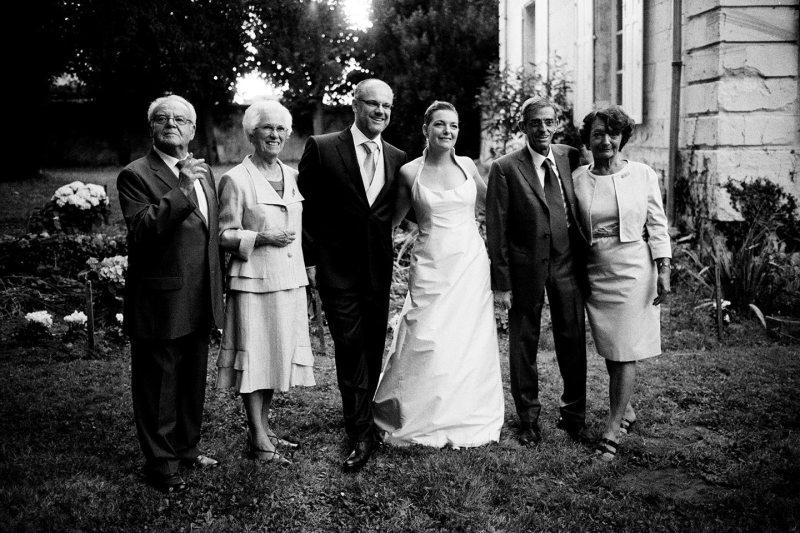 Hortense & Bruno wedding
