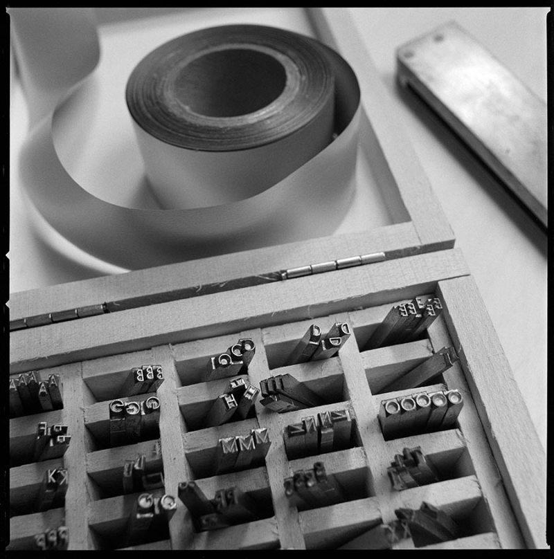 Atelier la Comète - art binding and gilding studio