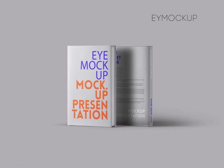 Eymockup Book Mockup