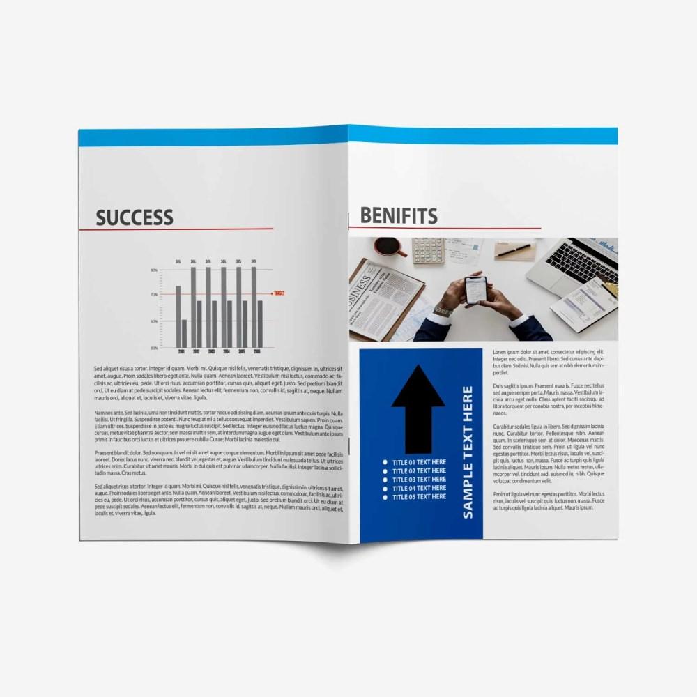Business PSD Brochure