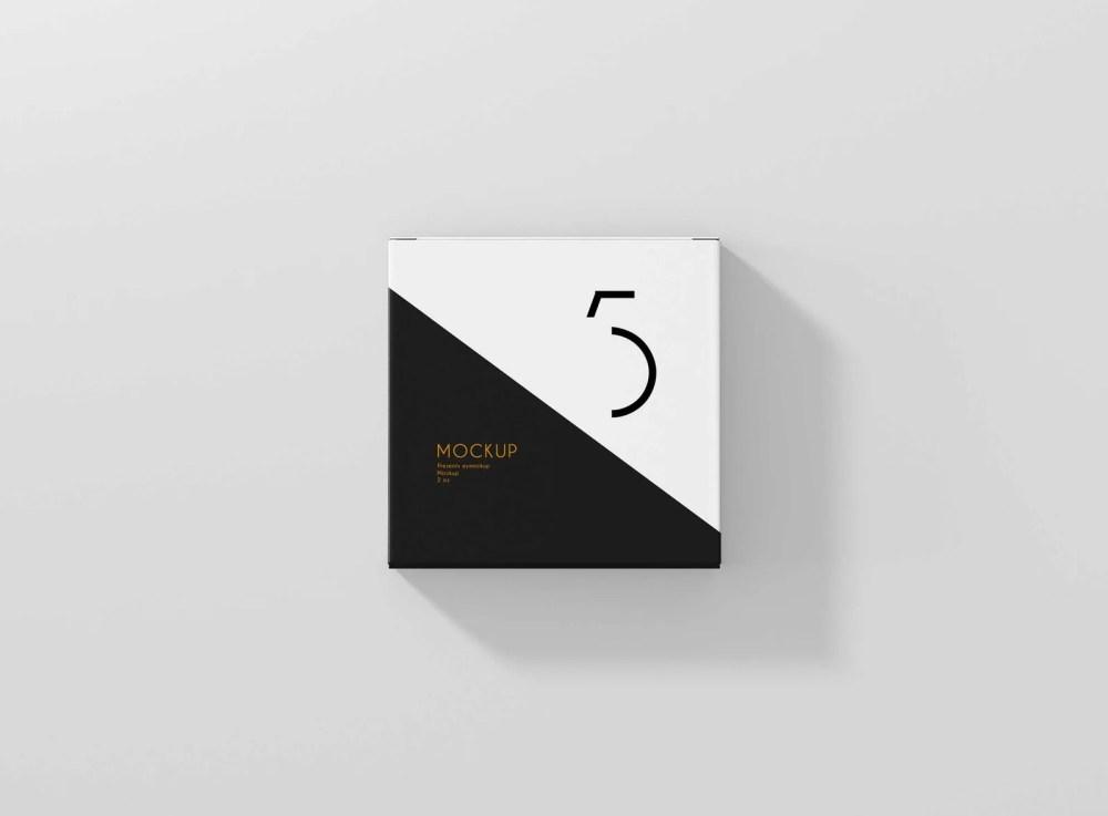 PSD Download Packaging Mockup