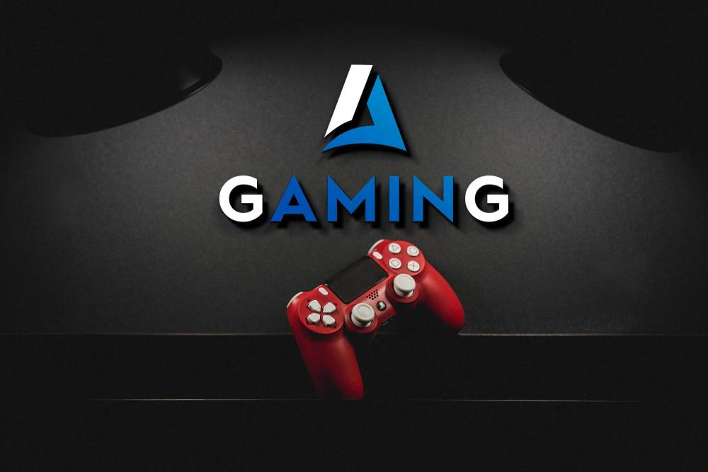 Gaming Logo Mockup 2019