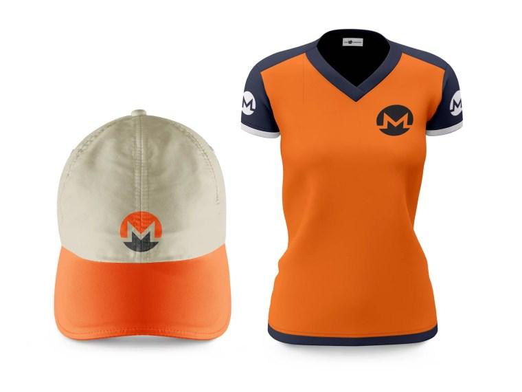 Rugby Team Branding Mockup