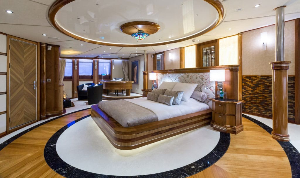 LEGEND Yacht Charter 774m 26 Guests EYOS Expeditions