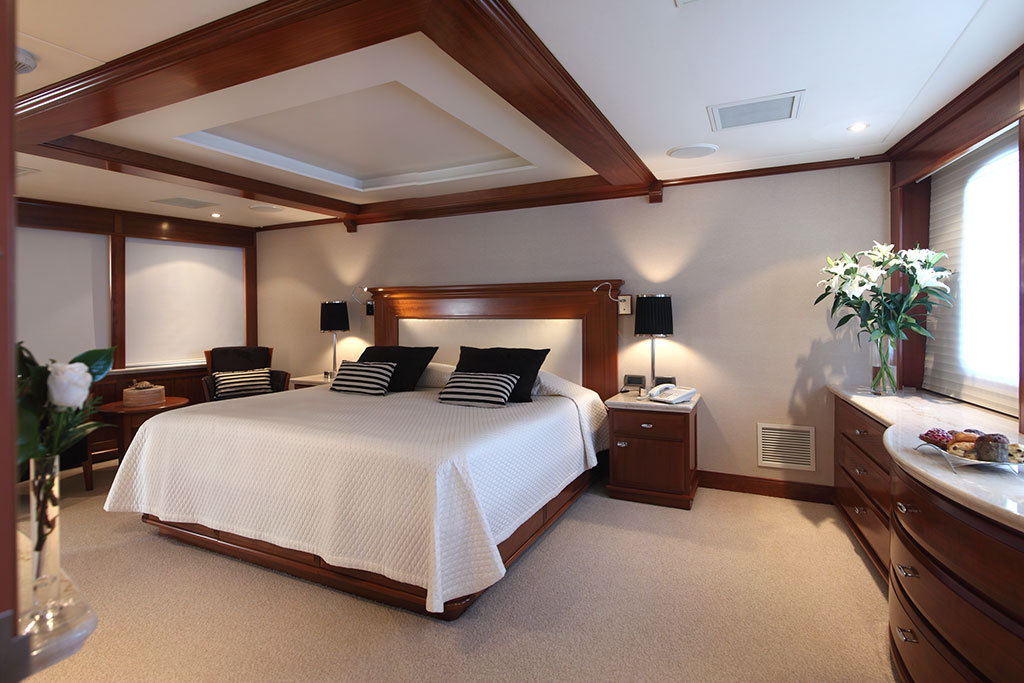 Asteria Luxury Expedition Yacht Charter EYOS Expeditions