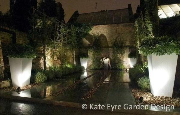 kate eyre garden design Garden Design in Kensington by Kate Eyre