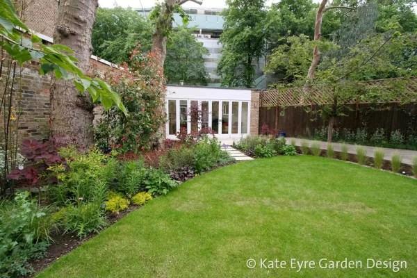 kate eyre garden design Kate Eyre Garden Design – St. John's Wood, North-West London