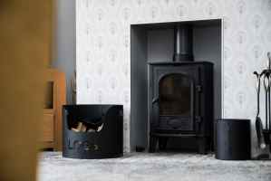 London Road Horndean Log burner