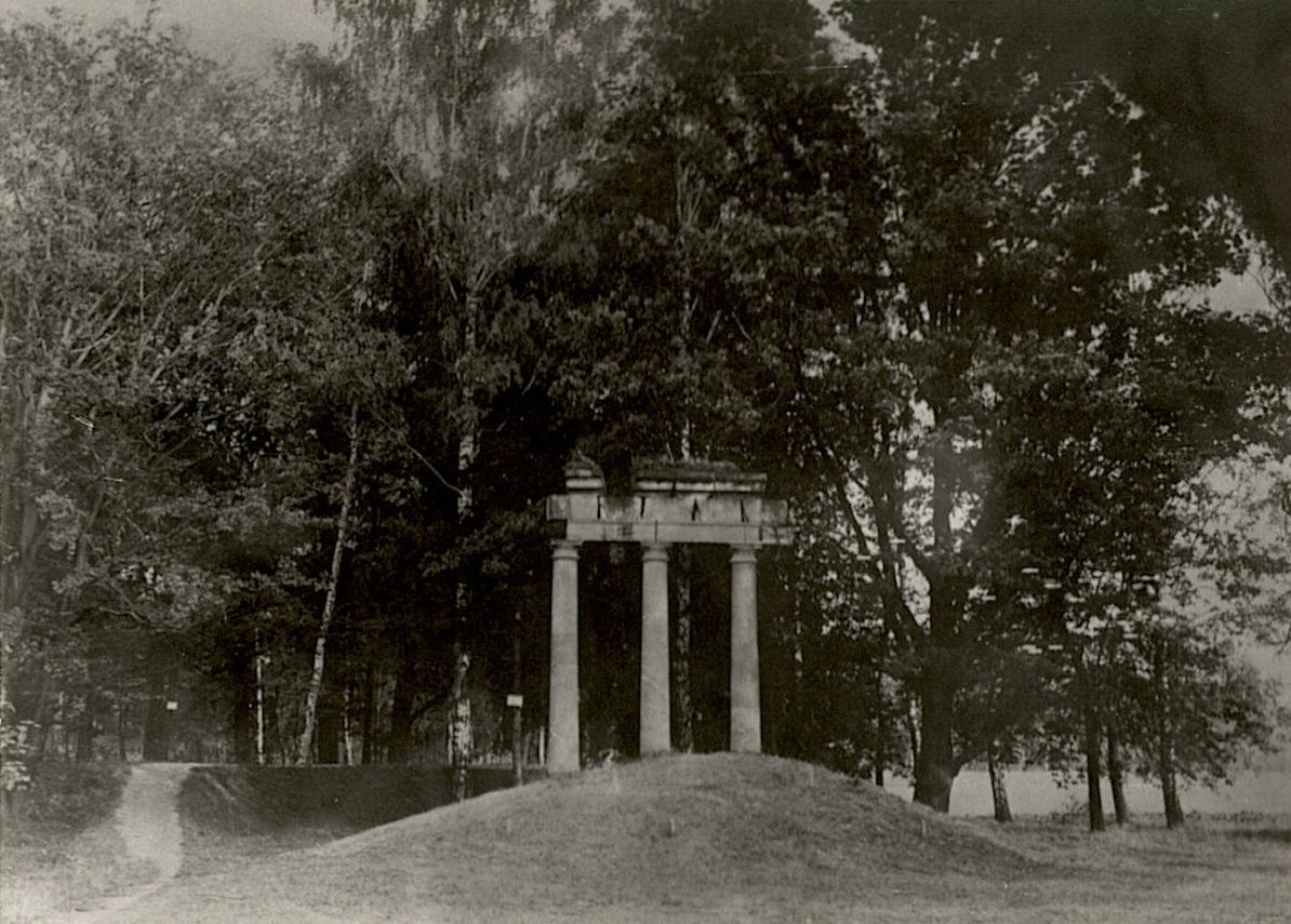 1932 Ruine Lindenallee