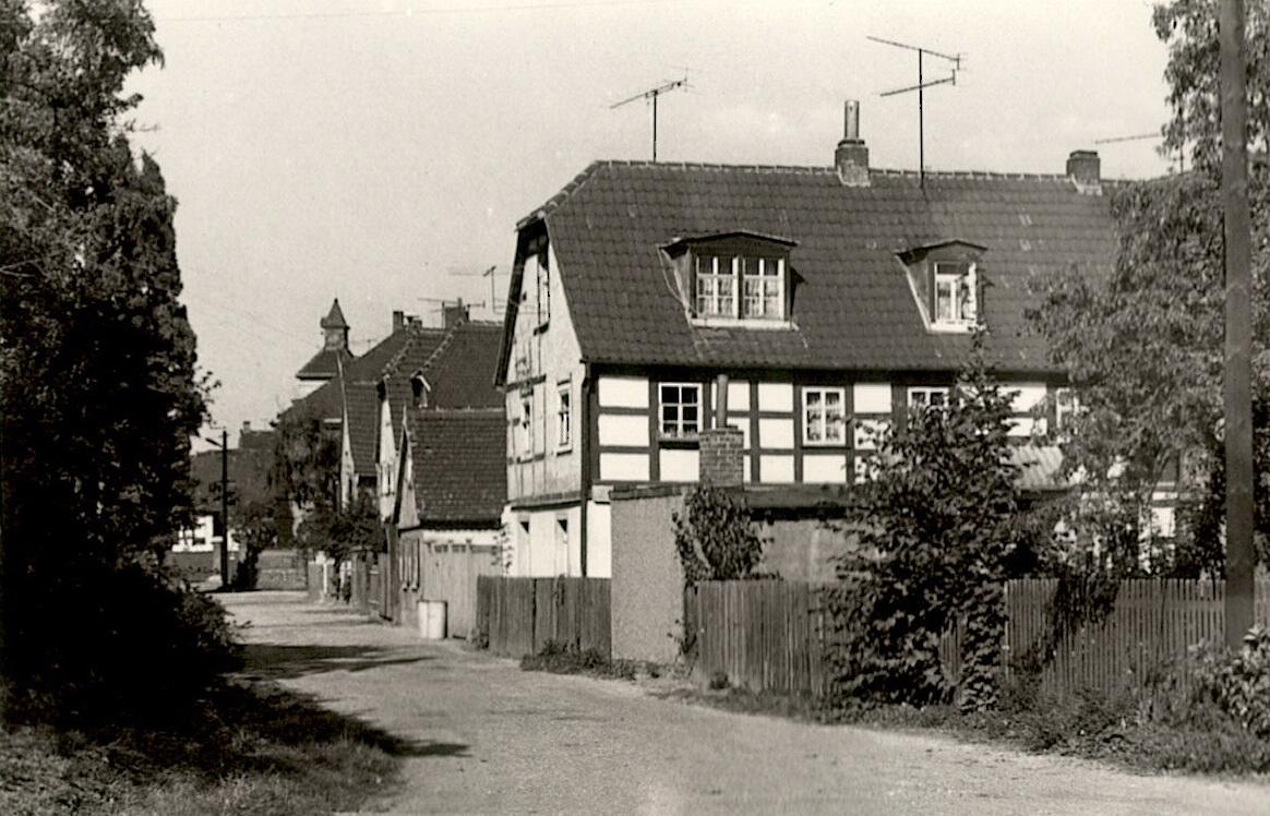 1983 Teichstraße Fachwerkhaus