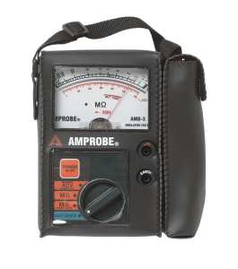 Amprobe AMB-3 Insulation Resistance Tester