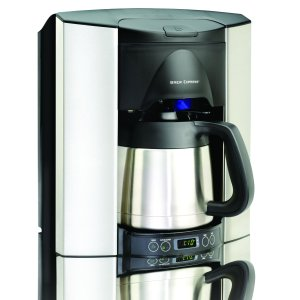 Brew Express BEC-110BS 10-Cup Countertop Coffee System, StainlessBlack
