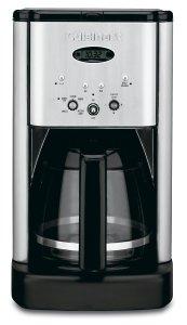 Conair Cuisinart Brew Central DCC-1200 12 Cup Programmable Cofeemaker (BlackSilver)
