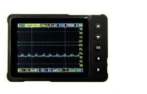 DSO Nano Oscilloscope v3 by Seeedstudio