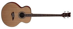 Dean EAB Acoustic-Electric Bass Guitar - Natural