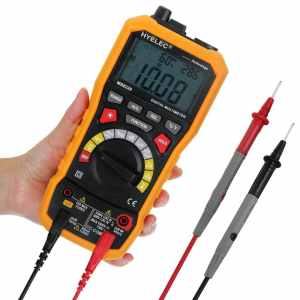 HYELEC MS8229 Multifunction Digital Multimeter DC AC Voltage Current Tester
