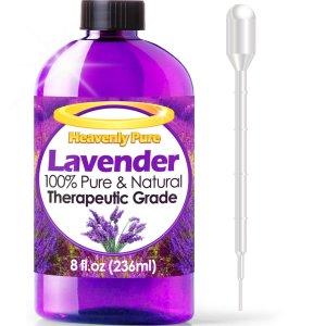 Heavenly Pure Lavender Oil - 8 oz