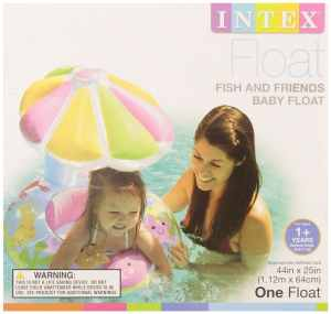 Intex 56583EP Fish Baby Float