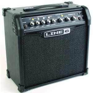 Line 6 Spider IV 15 15-watt 1x8 Modeling Guitar Amplifier'