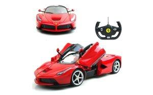 114 Scale Ferrari La Ferrari LaFerrari Radio Remote Control Model Car RC RTR Open Doors