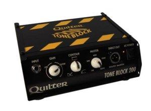 Quilter Labs ToneBlock 200 200-Watt Guitar Amplifier Head