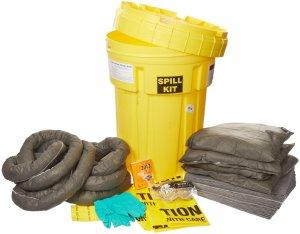 SpillTech SPKU-30 47 Piece Universal 30 gallon Spill Kit