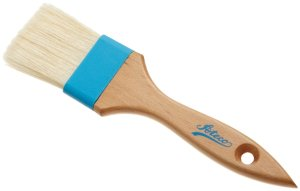 Ateco Flat Pastry Brush, 2 Inch Wide