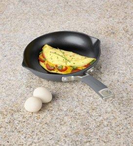 Calphalon 1829027 Easy System Nonstick Omelette Pan, 8