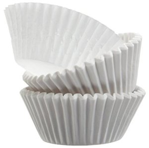 Green Direct Standard Size White Cupcake PaperBaking CupCup Liners