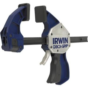IRWIN Tools QUICK-GRIP XP600 Series One-Handed Bar Clamp and Spreader, 24-Inch (2021424N)