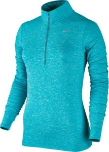 Men's Dri-Fit Element 12 Zip Running Shirt