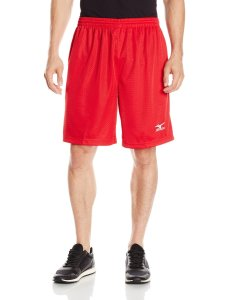 Mizuno Mesh Shorts with Pockets