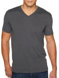 Next Level mens Premium Sueded V shirt - 6440