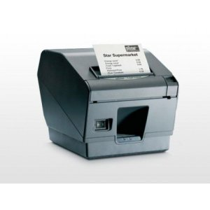 Star Micronics, TSP743iiu, thermal printer, cutter, USB, grey, requires power supply 30781870