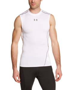 Under Armour Men's HeatGear Short Sleeve Tee
