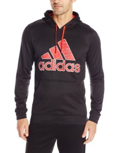 adidas Performance Men's Illuminated Screen Ultimate Fleece Pullover Hoodie