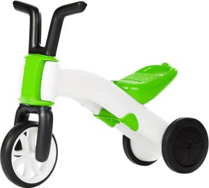 Chillafish Bunzi 2-in-1 Gradual Balance Bike and Tricycle, Lime