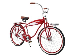 Columbia 1952, 26-Inch Men's Retro Tank Cruiser Bicycle