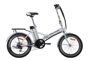 Cyclamatic Bicycle Electric Foldaway Bike with Lithium-Ion Battery