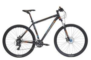 Factory MTB Bike M140 -29,24SP,BKBLUEORANGE for Men